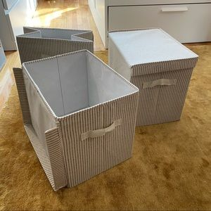 The Container Store Farmhouse Storage Cube